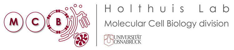 Holthuis Lab - Molecular Cell Biology division